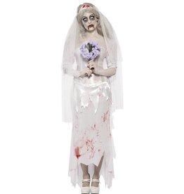 Zombie Bruid Kostuum