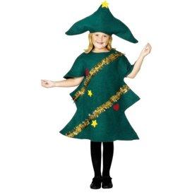 Kerstboom Kostuum, Groen