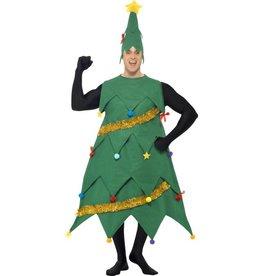 Kerstboom Kostuum Deluxe