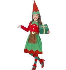 Kerstman's Kleine Helper Kostuum