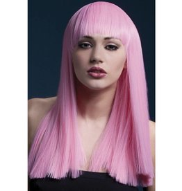 Fever Alexia Pruik Neon Baby Pink