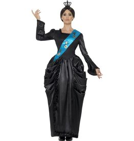 Koningin Victoria Kostuum, Deluxe