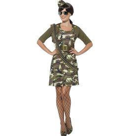 Combat Cadet Kostuum