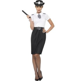 Brits Politie Kostuum Dames