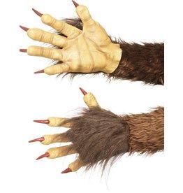 Beest / Krampus Demon Handschoenen