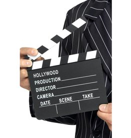 Hollywood Stijl Clapper Bord