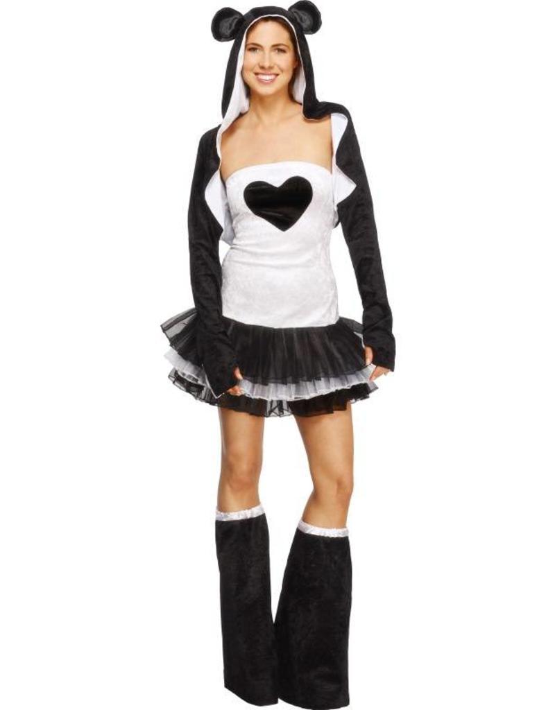 8e31410a73f254 Fever Panda Kostuum - De verkleedzolder, voor al uw feestartikelen ...