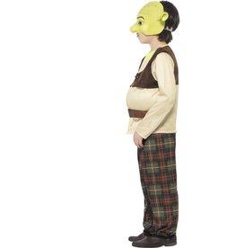 Shrek Kostuum Kind