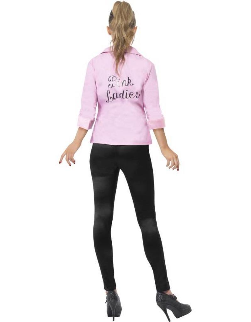 Deluxe VerkleedzolderVoor Pink Jasje Grease De Ladies Al Uw jR5Lq34A