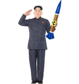 Kim Jong Un Kostuum