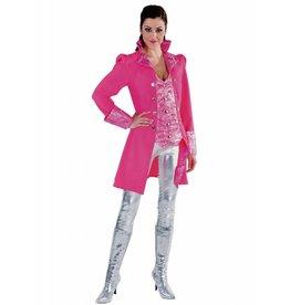 Jas Markiezin Pink