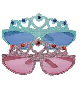 Bril Prinses glitter 2 assorti