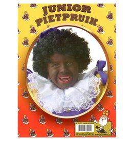 Junior Piet Pruik Zwart