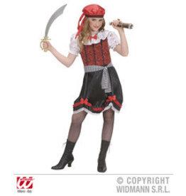 Piratenmeisje De Luxe