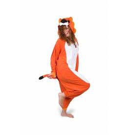 Oranje Leeuw Kigurumi