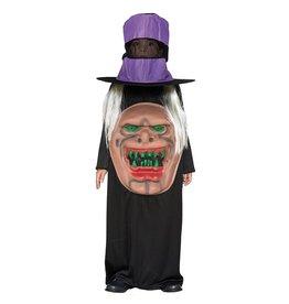 Monster met hoed