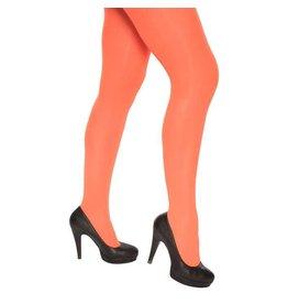 Panty fluor oranje (60 denier)