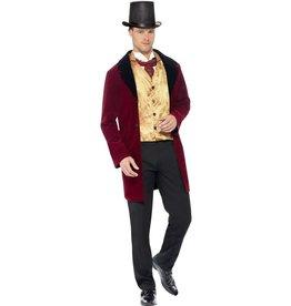 Edwardian Gent Deluxe Kostuum