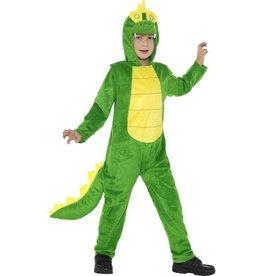 Deluxe Krokodil Kostuum, Kind
