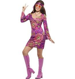 Hippie Chick Kostuum