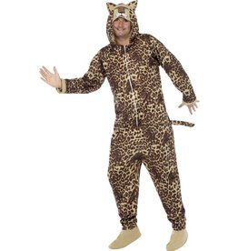 Luipaard Kostuum, Bruin
