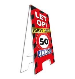 Warning Sign - 50 jaar