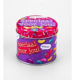 Snoepblik - speciaal voor jou