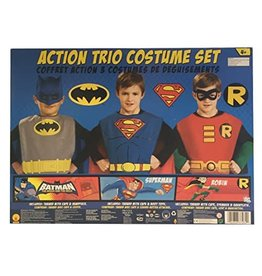 Superhero Trio set Kids B STD