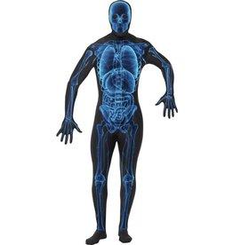 X Ray Kostuum, Second Skin