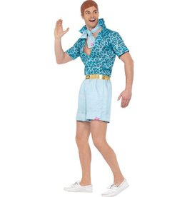 Safari Ken Kostuum, Blauw