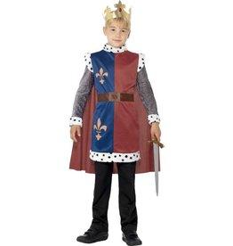 Koning Arthur Kostuum, Kind