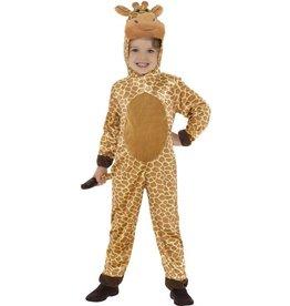 Giraf Kostuum Kind, Bruin
