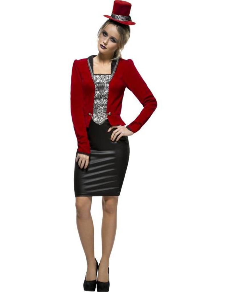 a70e057a8f7ab4 Fever Vampier Kostuum Vrouw - De verkleedzolder, voor al uw ...