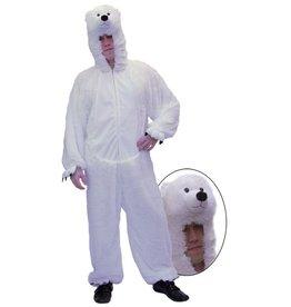 Kostuum Pluche IJsbeer