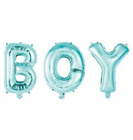 Folie Ballon Boy, Blauw (40 Cm)
