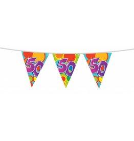 Vlaggenlijn 50 jaar (10 m)
