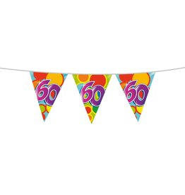 Vlaggenlijn 60 jaar (10 m)