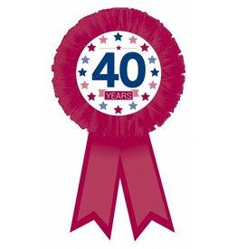 Rozet Cijfer 40