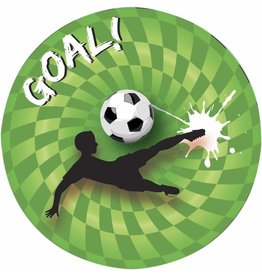 Bordjes Goal (23 cm, 8 stuks)