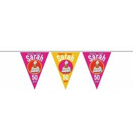 Vlaggenlijn Sarah (10 m)