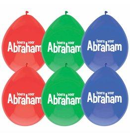 Ballonnen Hoera voor Abraham