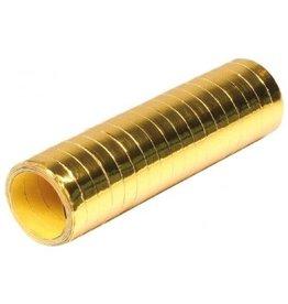 Serpentines Metallic Goud (4 m)