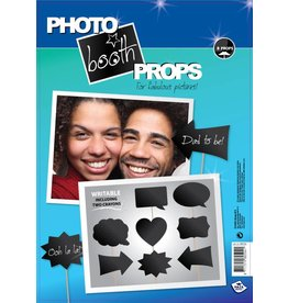 Photo Booth Props Writable