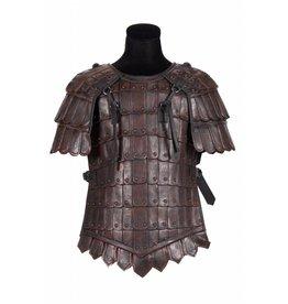 Harnas viking luxe, Bruin