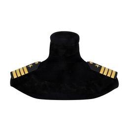 Epauletten ''Officier'', Zwart-Goud