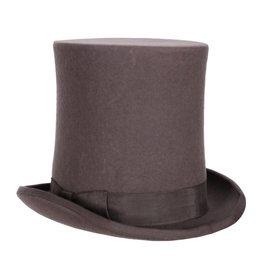 Hoge hoed 21cm, Grijs