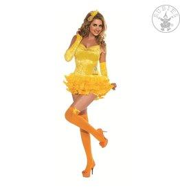 Tweety Volwassen, geel