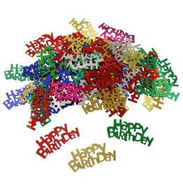 Confetti Happy birthday (15 gram)