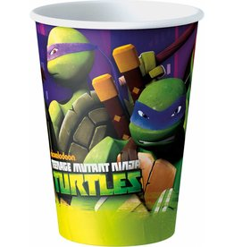 Bekertjes Turtles (8 stuks)