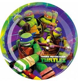 Bordjes Turtles (8 stuks)